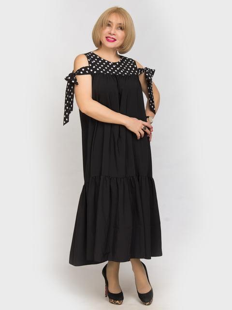 Платье черное LibeAmore 4917775