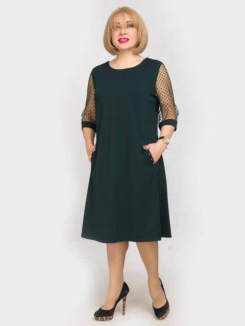 Платье зеленое LibeAmore 4917812