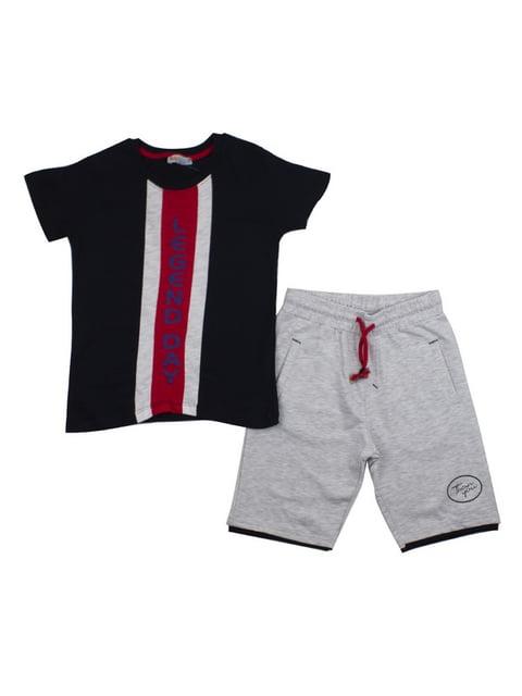 Комплект: футболка і шорти Mackays 4917960