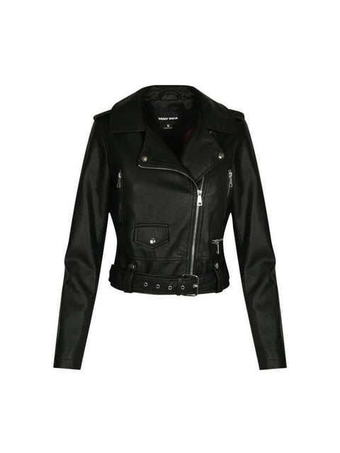 Куртка чорна Tally Weijl 4916228