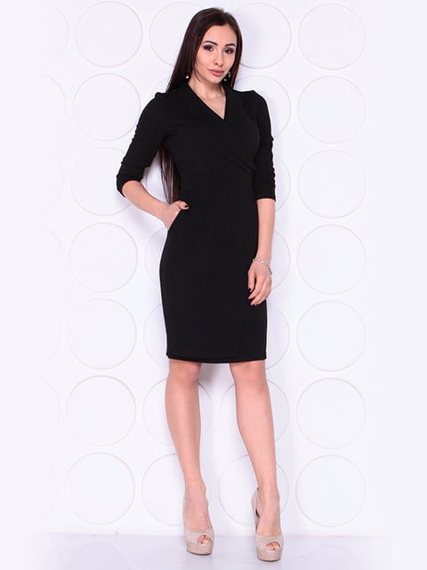 Сукня чорна Laura Bettini 4919765