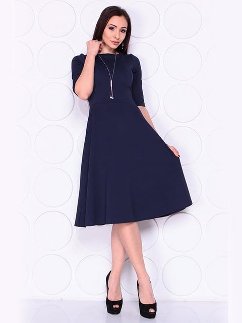 Платье темно-синее Laura Bettini 4919798