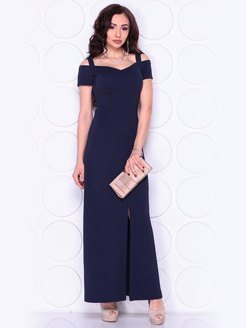 Платье темно-синее Laura Bettini 4919803