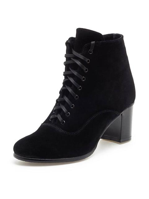 Ботинки черные Tops 4910505