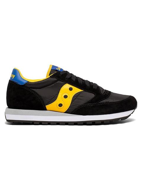 Кросівки чорні SAUCONY 4920856