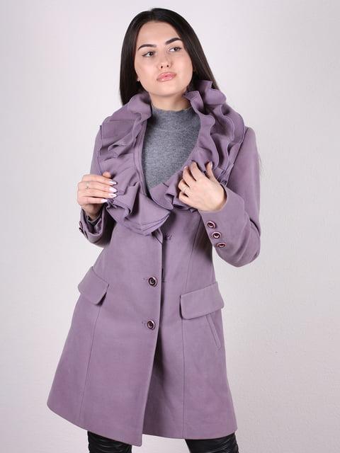 Пальто сиреневое Artua Collection 4922383