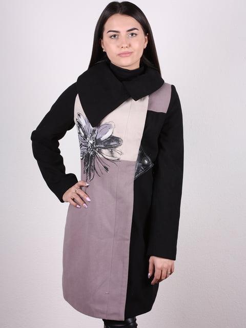 Пальто разноцветное Artua Collection 4922423