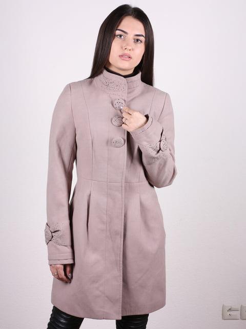 Пальто бежевое Artua Collection 4922428