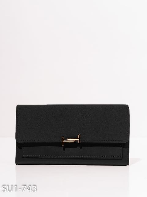 Кошелек черный Magnet 4911866