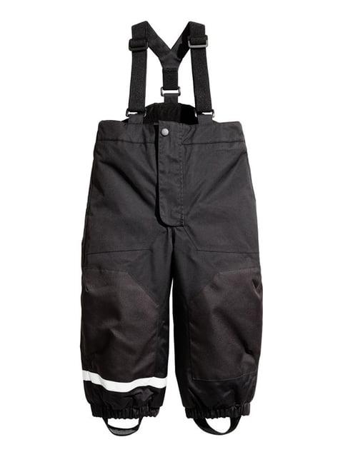 Брюки черные H&M 4923065