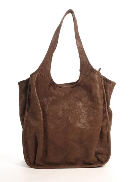 Сумка коричневая Monika Ricci 4918937