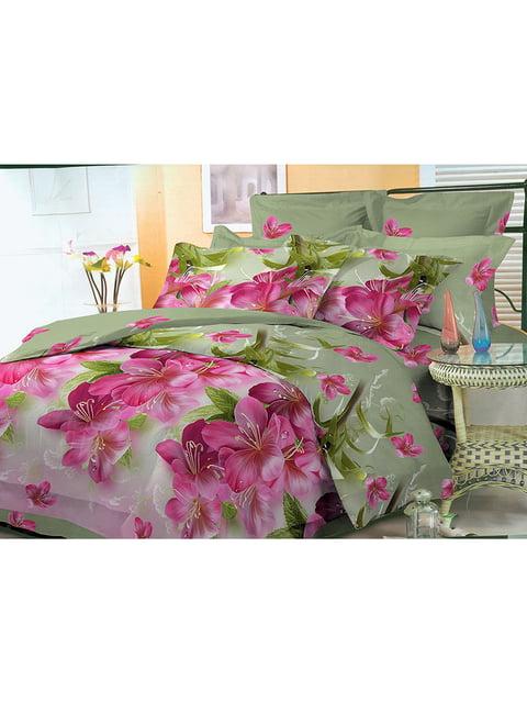 Комплект постельного белья семейный At Home 4923682