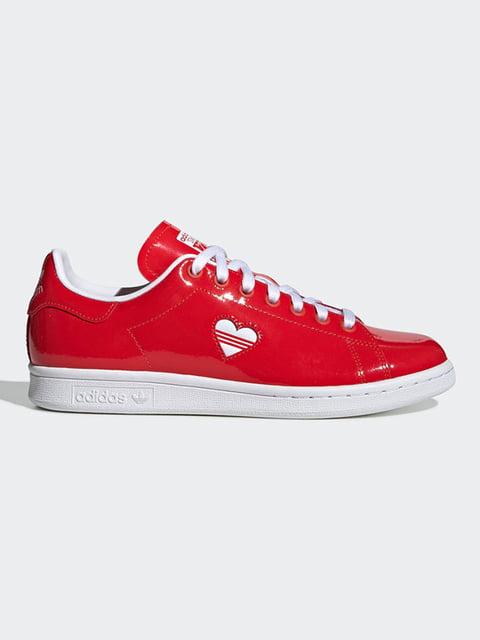 Кроссовки красные Adidas Originals 4912763