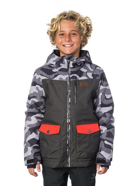 Куртка камуфляжного забарвлення Rip Curl 4630348