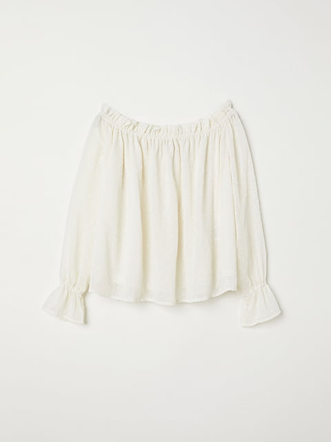 Блуза біла H&M 4938784