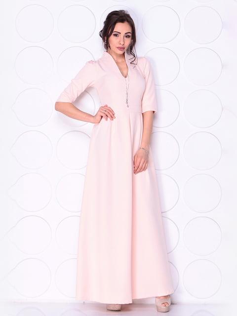 Платье персикового цвета Laura Bettini 4948180