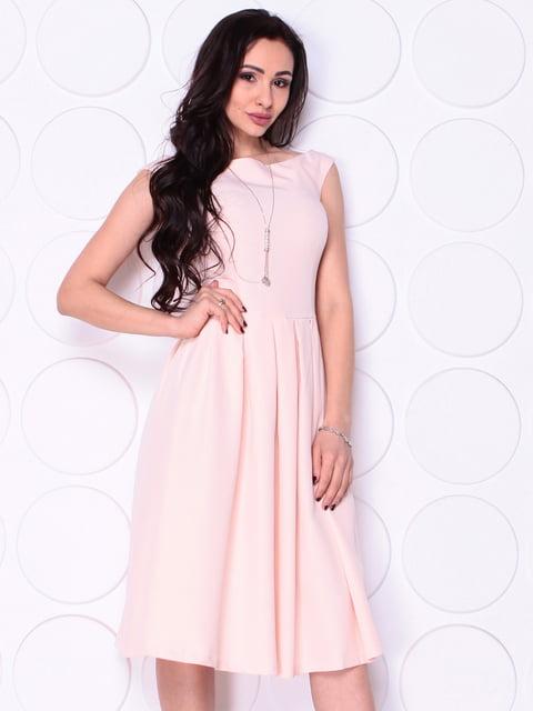 Сукня персикового кольору Laura Bettini 4948188