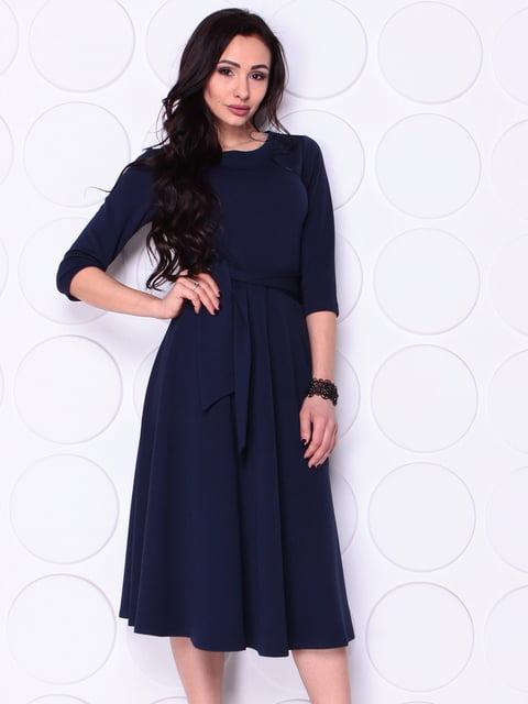 Сукня темно-синього кольору Laura Bettini 4948211
