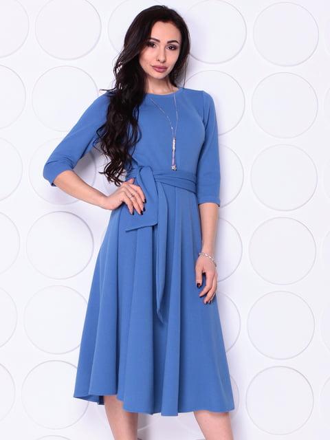 Платье голубое Laura Bettini 4948212