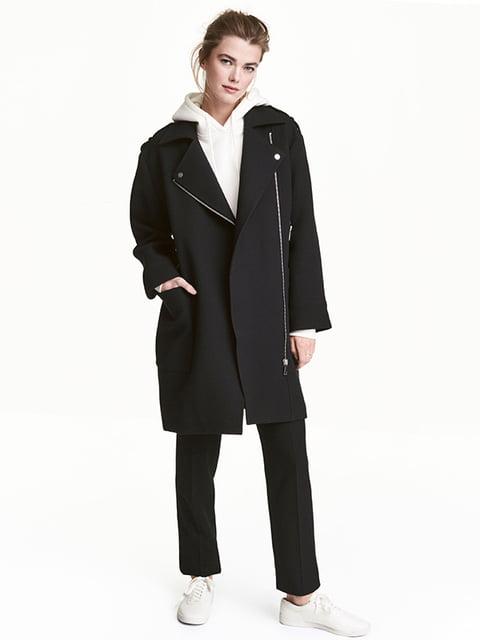 Пальто черное H&M 4936932
