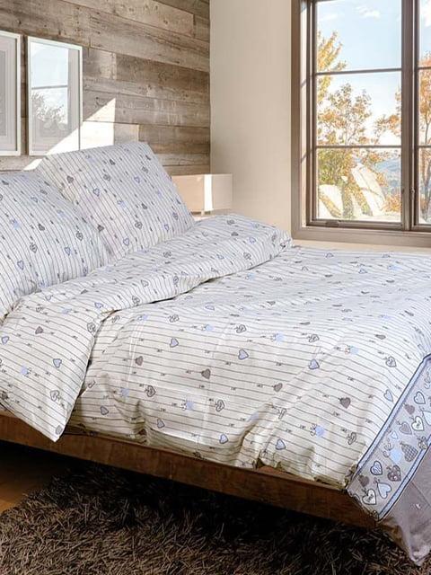 Комплект постільної білизни двоспальний (євро) Криспол 4949184