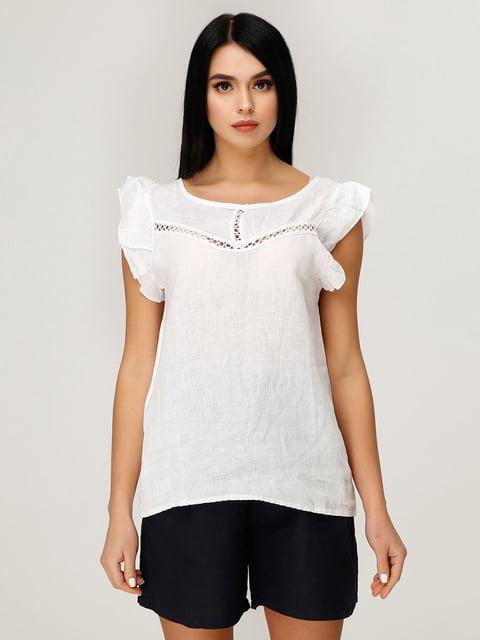 Блуза белая Favoritti 4949845