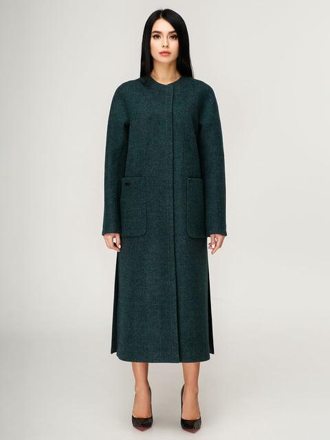 Пальто зелене Favoritti 4949916