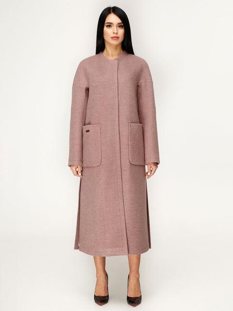Пальто рудо-коричневе Favoritti 4949918