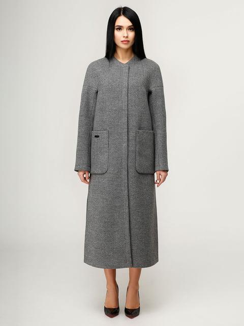 Пальто темно-серое Favoritti 4949920