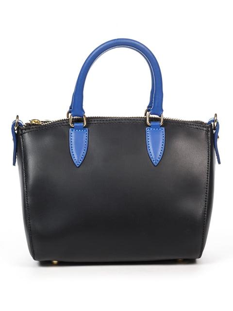 Сумка чорна Italian Fashion 4920584
