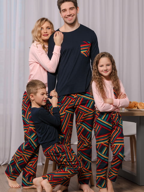 Пижама: лонгслив и брюки Gepur 4866831