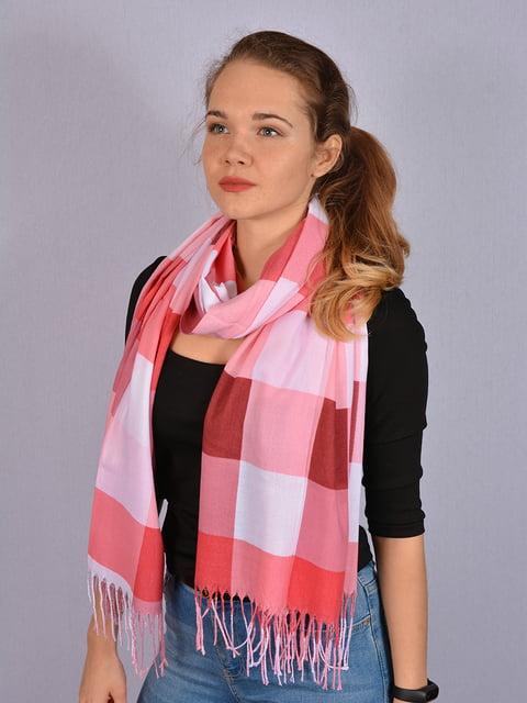 Палантин комбинированной расцветки Fashion Look 4950159
