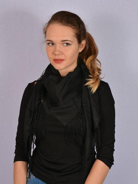 Платок черный Fashion Look 4950169