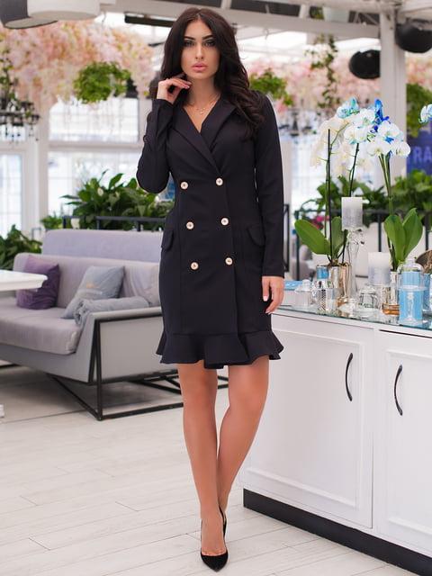 Сукня чорна ELFBERG 4950196