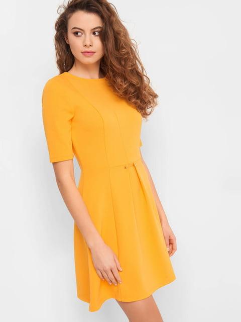 Платье желтое Orsay 4918634