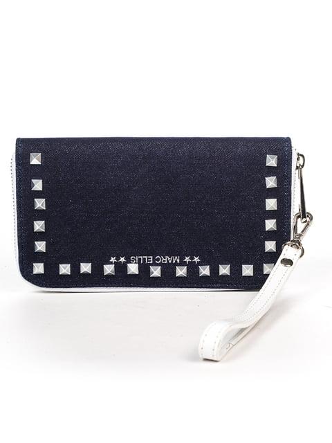 Гаманець синій Italian Fashion 4920708