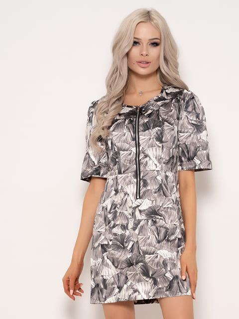 Сукня в принт Magnet 4950889