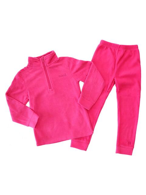 Термокостюм флісовий: джемпер і штани Nano 4952223