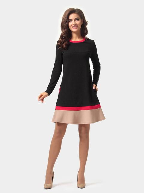 Платье черное AGATA WEBERS 4958167