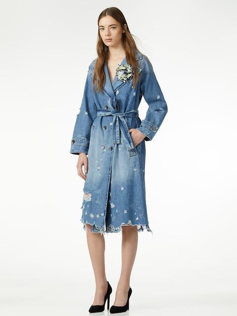 Куртка синя джинсова Liu Jo 4958098
