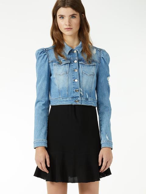 Куртка синя джинсова Liu Jo 4958100