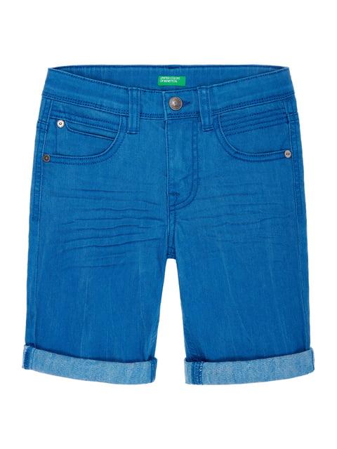 Шорти сині Benetton 4886040