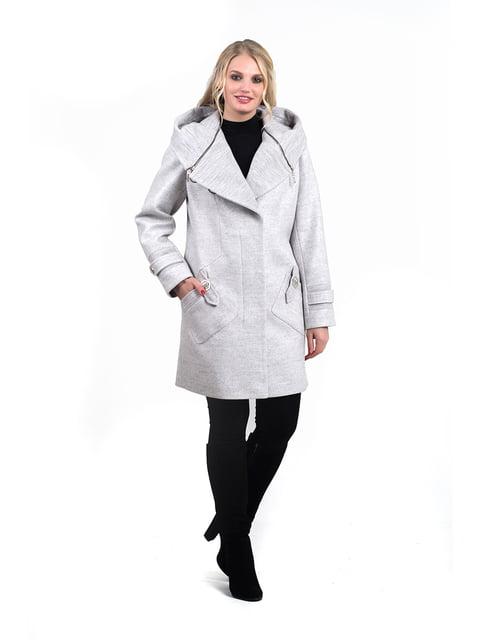 Пальто сіре VICCO 3891654
