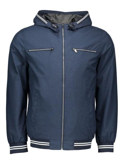 Куртка синяя Piazza Italia 4879640