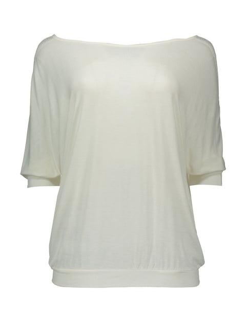 Блуза молочного цвета Piazza Italia 4946840