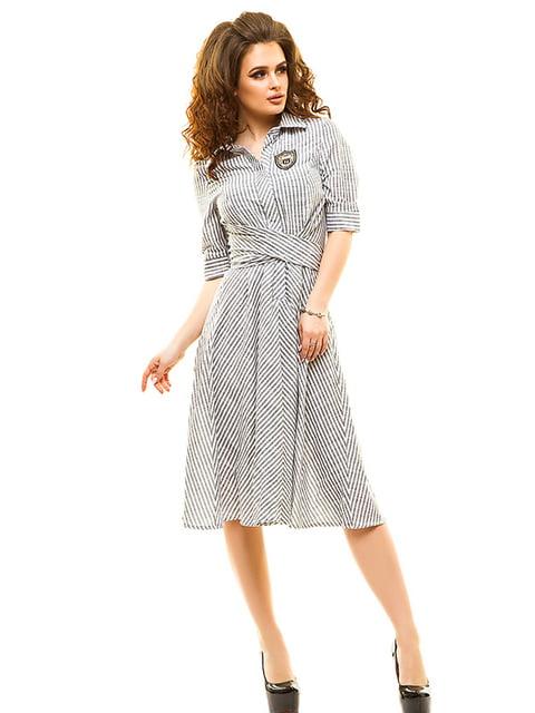 Сукня в смужку Elegance Creation 4655524