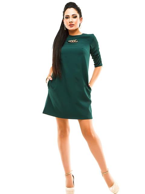 Сукня зелена ELFBERG 4655619