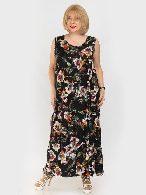 Платье в цветочный принт LibeAmore 4962323