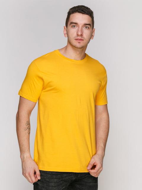 Футболка оранжевая Arber 4854911