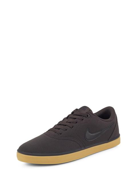 Кеды коричневые Nike 4962544